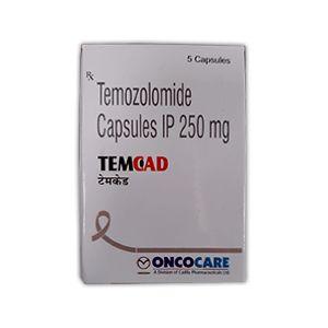 TemCad 250 mg Temozolomide Capsules