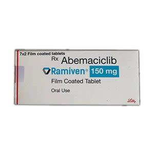 Ramiven 150 mg Abemaciclib Tablet