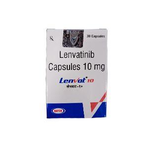 Lenvat 10 mg Lenvatinib Capsule