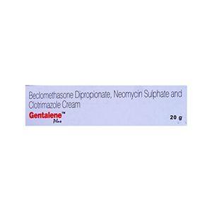 Gentalene Plus Cream