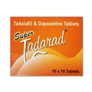 Super Tadarad Tablets