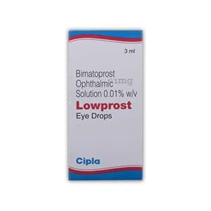 Lowprost Eye Drop