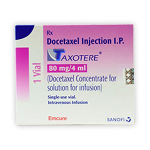 Taxotere 80mg Docetaxel Injection