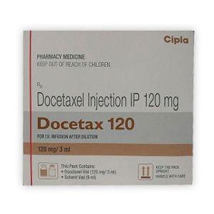 Docetax 120mg Docetaxel Injection