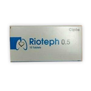 Rioteph 0.5mg Riociguat Tablet