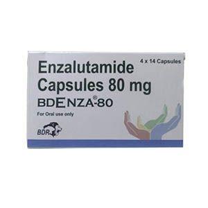 Bdenza 80mg Enzalutamide Capsule