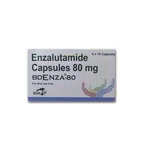 Bdenza Enzalutamide 80mg Capsule