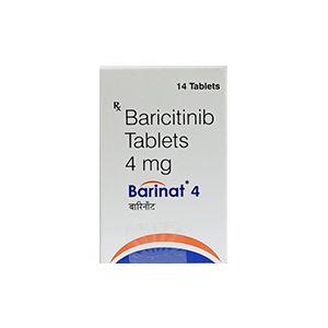 Barinat 4mg Baricitinib Tablet