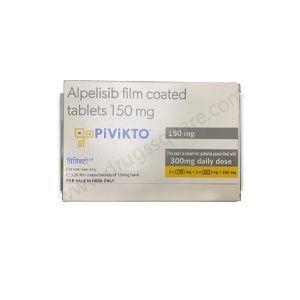 Pivikto Alpelisib 150mg Tablet