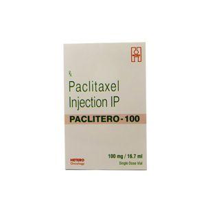 Paclitero 100mg Paclitaxel Injection