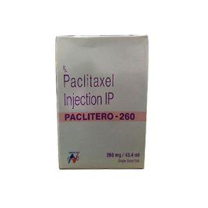 Paclitero 260mg Paclitaxel Injection