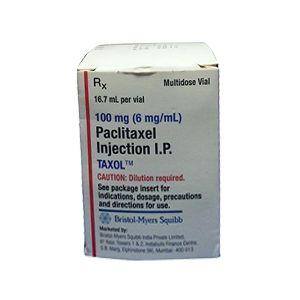 Taxol 100mg Paclitaxel Injection