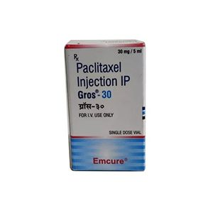 Gros 30mg Paclitaxel Injection
