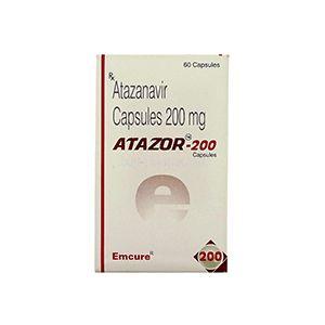 Atazor atazanavir 200mg