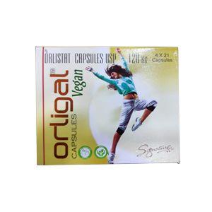 Orligal Vegan 120 mg Orlistat Capsule