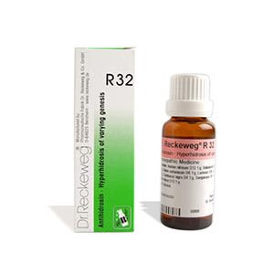 Dr. Reckeweg R32 Excessive Perspiration Drop