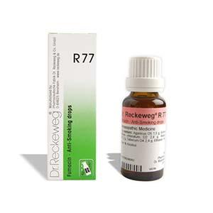 Dr. Reckeweg R77 Anti-Smoking Drop