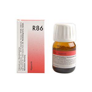 Dr. Reckeweg R86 Low Blood Sugar Drop