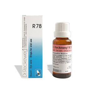 Dr. Reckeweg R78 Eye Care Drop