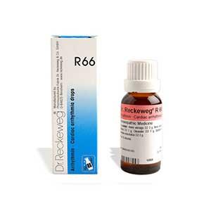Dr. Reckeweg R66 Cardiac Arrhythmia Drop