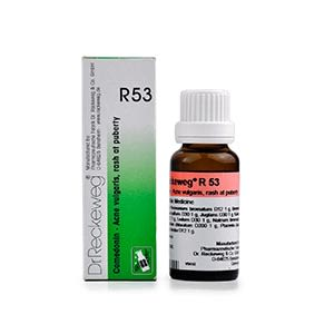 Dr. Reckeweg R53 Acne Vulgaris And Pimples Drop