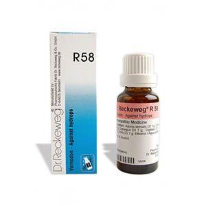 Dr. Reckeweg R58 Against Hydrops Drop
