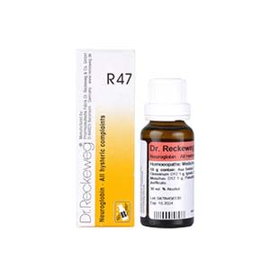 Dr. Reckeweg R47 All Hysteric Complaints Drop