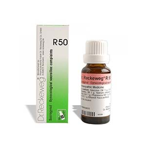 Dr. Reckeweg R50 Gynecological Sacroiliac Complaints Drop