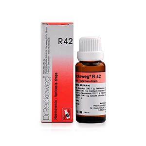 Dr. Reckeweg R42 Varicosis Drop