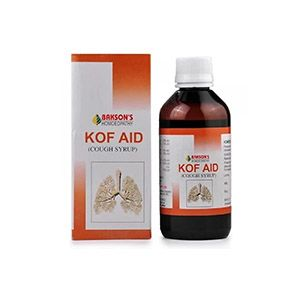 Bakson's Kof Aid Cough Syrup