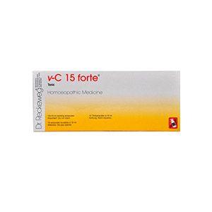 Dr. Reckeweg Vita-C 15 forte