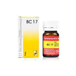 Dr. Reckeweg Bio-Combination 17 (BC 17) Tablet