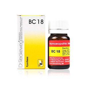 Dr. Reckeweg Bio-Combination 18 (BC 18) Tablet