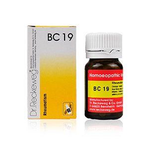 Dr. Reckeweg Bio-Combination 19 (BC 19) Tablet