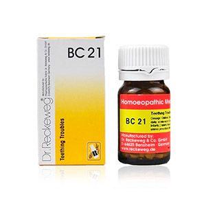Dr. Reckeweg Bio-Combination 21 (BC 21) Tablet