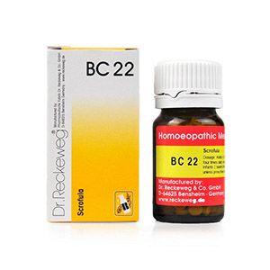Dr. Reckeweg Bio-Combination 22 (BC 22) Tablet