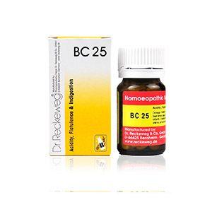 Dr. Reckeweg Biochemic Combination 25 (BC 25) Tablet