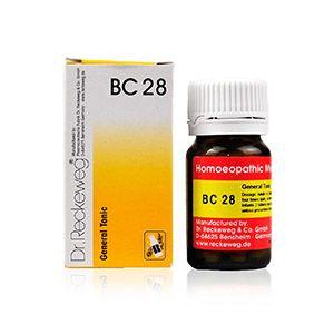 Dr. Reckeweg Bio-Combination 28 (BC 28) Tablet