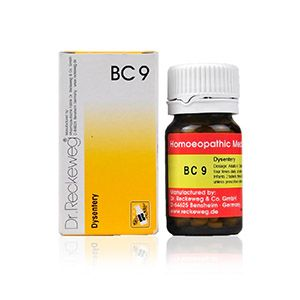 Dr. Reckeweg Bio-Combination 9 (BC 9) Tablet