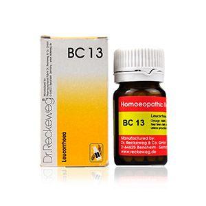 Dr. Reckeweg Bio-Combination 13 (BC 13) Tablet