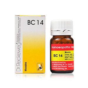 Dr. Reckeweg Bio-Combination 14 (BC 14) Tablet