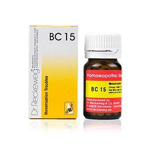 Dr. Reckeweg Bio-Combination 15 (BC 15) Tablet