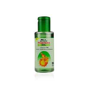 SBL Arnica Montana Hair Oil with Tjc