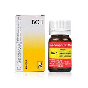 Dr. Reckeweg Bio-Combination 1 (BC 1) Tablet