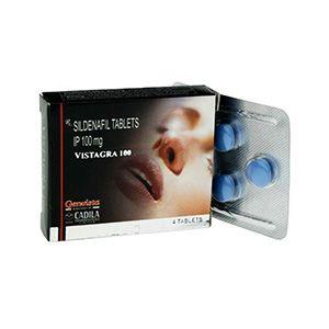 Vistagra 100mg Sildenafil Tablet