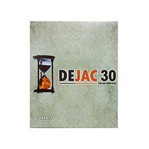 Dejac 30mg Dapoxetine Tablet