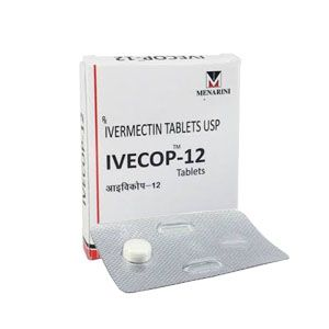 Ivecop 12mg Ivermectin Tablet