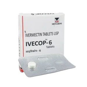 Ivecop 6mg Ivermectin Tablet