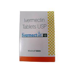 Ivermectol Ivermectin 12mg Tablet