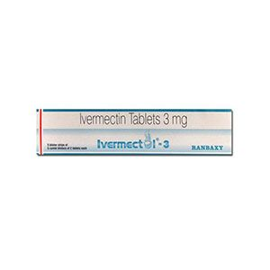 Ivermectol 3mg Ivermectin Tablet